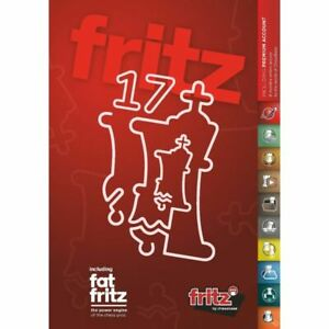 Fritz 17 Chess Playing Software PLUS Chess Success, full version, LINK DOWNLOAD