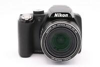Nikon COOLPIX P90 12.1MP Digital Camera - Black