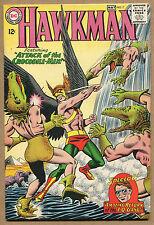 Hawkman #7 - Attack of the Crocodile-Men! - 1965 (Grade 8.0) WH
