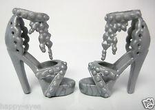 Curvy Barbie Doll Shoes Mattel Fancy High Heels *New* #1497