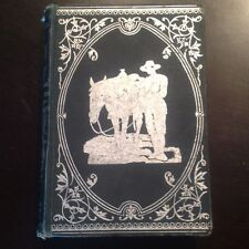 Ten Years A Cowboy Illustrated Rare Western C.C. Post Tex Bender Hard Cover Nice