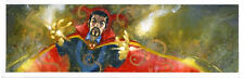 DOCTOR STRANGE ORIGINAL ART PAINTED FELIPE ECHEVARIA 169 1 LOT STRANGE TALES 110