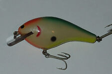 Bagley's KB3 PAR Parrot! Fishing Lure All Brass/Lead Rare Color! Collectible