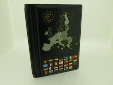 Lighthouse Pocket Euro ALbum for 12 sets of 8 Euro coins