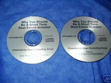 Why You Should Be A Short Term Real Estate Investor ?