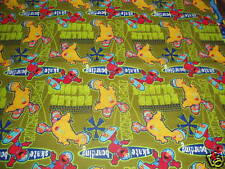 Sesame Street elmo big bird baby toddler sheets flannel skate