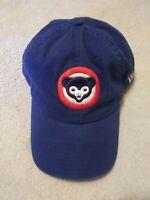 Chicago Cubs New Era 9TWENTY Strapback Adjustable Classic Hat Dad Retro Cap