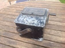 Early Everett Edgcumbe & Co . Metrohm V 500 Insulation and Continuity Tester