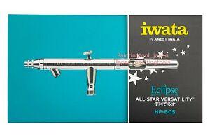 ANEST IWATA MEDEA Airbrush HP-BCS Eclipse 0.5mm 1oz. 30ml HPBCS