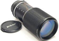 Nikon AIS 70-210mm 1:4 e