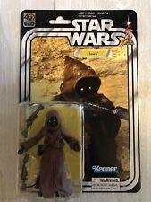 Star Wars The Black Series JAWA 40th Anniversary ANH 6? NEW MOC Kenner