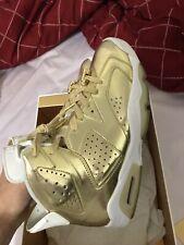 the best attitude cb1f4 4db97 Jordan Gold Athletic Shoes Jordan 6 for Men for sale | eBay