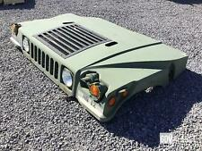 Humvee Hood with Damage 2510-01-473-2309, 2510-01-432-3338
