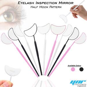 YNR Eyelash inspection Mirror - Lash Extension Tool Mirror - Lash Mirror UK CE
