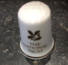 National Trust The Old Post Off Tintagel Unusual NT In Gold Writing