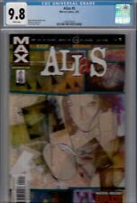 ALIAS #5 CGC 9.8 WHITE, JESSICA JONES, Bendis, tv series, 2002