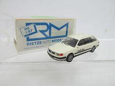 eso-13915Rietze 1:87 PKW Audi sehr guter Zustand