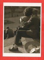 Photo Jànos Lukàcs - A l'ombre des parents 1970   (J3786)