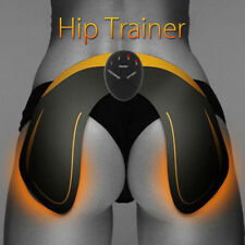 Electric Muscle Toner EMS Machine Wireless Toning Belt Massager Hip Butt Lift