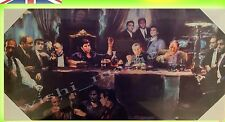 Canvas Picture Scarface Gangster Mafia Godfather Sopranos Iconic TV Drama