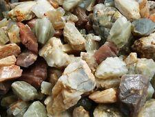 5 Pounds of Moonstone Rough - High Grade Mine Run - Cabbing, Tumble Rocks, Reiki
