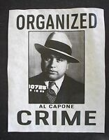"""(310) GANGSTER AL CAPONE ORGANIZED CRIME CHICAGO MOB BOSS NOVELTY POSTER 11""""x14"""""""
