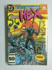 Hex (1985-1987 DC) #1-10 Run - 6.0-8.0 - 1985