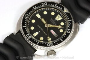 Seiko 17 jewels Turtle Divers 6309-7040 automatic - Serial nr. 352327