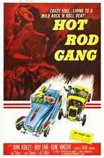 Hot Rod Gang Cartel 01 Letrero De Metal A4 12x8 Aluminio