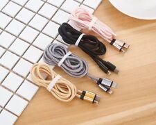 USB-C Lightning a Tipo C 2.4 A Cargador USB Data Cable Adaptador Para Iphone Mac 1 M