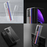 Protective Case Shockproof Back Cover Shell for Samsung Galaxy Z Fold 2 Phone