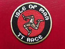 Verzamelingen A283 PATCH ECUSSON TT RACE ISLE OF MAN 8*5,5 CM