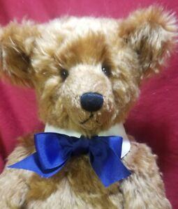 """Janet Reeves Hug A Bear 18"""" artist teddy bear mohair"""