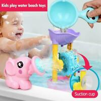 ABS Kids Play Water Beach Cartoon Toys Bathroom Interactive Shower Sprinkler Kit
