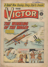 THE VICTOR 349 VERY GOOD+ 28TH OCT 1967  DC THOMSON SILVER AGE COMIC