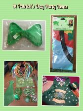 St. Patrick's Day Party Items