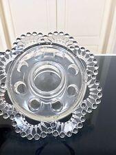 Pique fleurs Art Déco en verre , Décoration de table Vase Soliflore