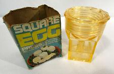 Vintage Square Egg Press Mold