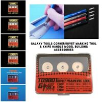 For Galaxy Rivet Marking Tool & Knife Handle Model Building Standard&Mini Tools