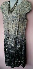 Dorothy Perkins (BNWT) size:12 multi coloured cap sleeved dress RRP £35
