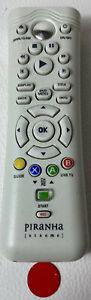 Piranha Xbox 360 Fernbedienung   Xbox 360   Controller Remote   gebraucht