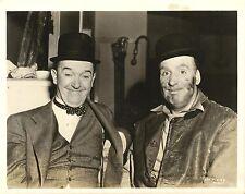 STAN LAUREL & ALAN MOWBRAY Original Vintage Photo 1938