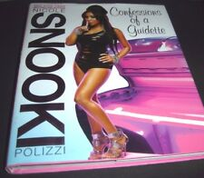 """Confessions of a Guidette by Nicole """"Snooki"""" Polizzi (2011, Hardcover)"""