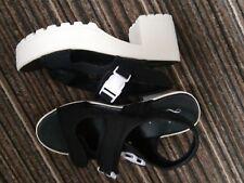 Sandalias Mujer Tacón De Bloque 6