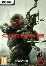 Crysis 3 PC Brand New Sealed Fast Shipping