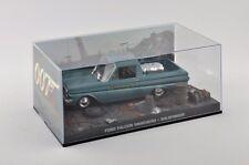 Modelcar DieCast 1/43 Diorama Ford Falcon Ranchero James Bond 007 Goldenfinger