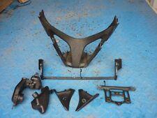 HONDA CBR600F FAB CBR 600 F FA FRONT FAIRING V PIECE INFILL PANELS & BRACKETS
