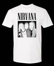 Nirvana Hanson Funny Pop Rock Music Parody Band T-Shirt White