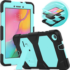 """Timecity Samsung Galaxy Tab A 8.0"""" Case Only Fit SM-T290/SM-T295 2019 Stand Case"""