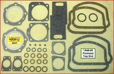 Accel Top End Gasket Kit CFM fire ring head gaskets 48-65 Panhead, ref. 17034-48
